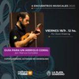 Guía para un arreglo coral por Marcos González