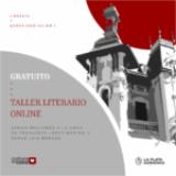 """Taller literario online: """"Aproximaciones a la escritura poética de Francisco López Merino y Jorge Luis Borges"""