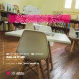 Primera experiencia literaria para la niñez en La Plata